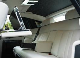 Luxury Rolls Royce Phantom for weddings in Watford
